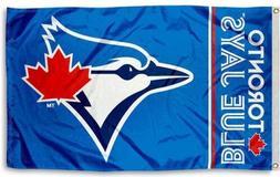 NEW Toronto Blue Jays MLB Official 3x5 Indoor Outdoor Flag B