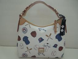 NWT Dooney & Bourke Toronto Blue Jays Women's Hobo Purse - M