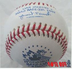 Official 1991 Rawlings ALL STAR Game Baseball  TORONTO BLUE