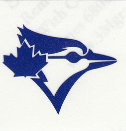 REFLECTIVE Toronto Blue Jays fire helmet decal sticker RTIC