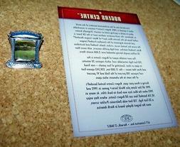 Rogers Centre Toronto Blue Jays photo pin / card W&W Willabe