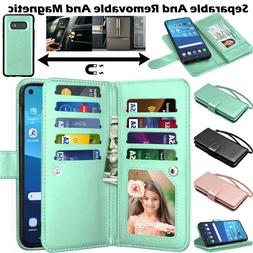 For Samsung Galaxy S10e/9/8/S20/+Plus/Ultra Card Leather Wal