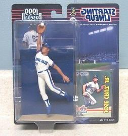 Starting Lineup 1999 MLB Toronto Blue Jays Jose Cruz JR Figu