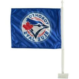 Toronto Blue Jays 11'' x 14'' Logo Car Flag
