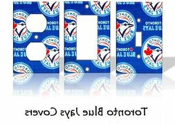 Toronto Blue Jays #2 Light Switch Covers Baseball MLB Home D