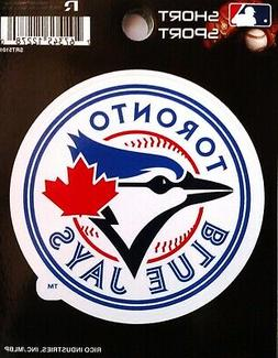 "Toronto Blue Jays 3"" Vinyl Sport Die Cut Decal Bumper Sticke"