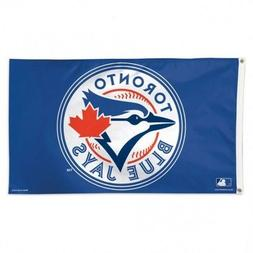Toronto Blue Jays 3x5 Deluxe Banner Flag MLB Baseball Sports
