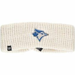 Toronto Blue Jays '47 Women's Meeko Knit Headband - Cream