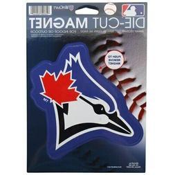 "Toronto Blue Jays WinCraft 6"" x 9"" Car Magnet"