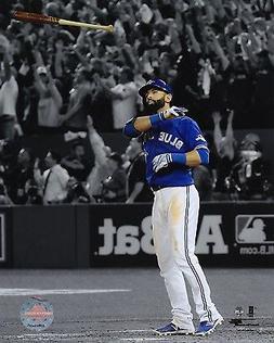 Toronto Blue Jays 8x10 Picture MLB Baseball Jose Bautista AL