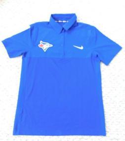 Toronto Blue Jays Nike Authentic Performance Team Polo New