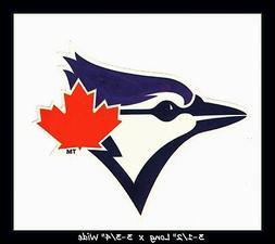 TORONTO BLUE JAYS BASEBALL MLB DECAL STICKER TEAM LOGO~BUY 1