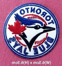 Toronto Blue Jays Baseball MLB Sport Logo Patch Embroidery i