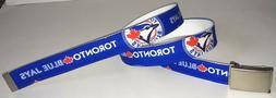 Toronto Blue Jays BELT & Buckle Baseball Fan Game Gear Team