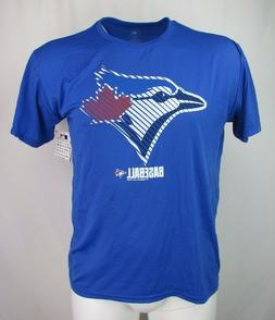 Toronto Blue Jays Blue Men's T-Shirt Genuine Merchandise of