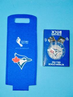 Toronto Blue Jays Buck Martinez Get Up Alarm Clock Bonus Bar