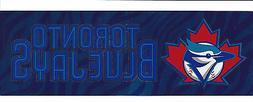 Toronto Blue Jays Bumper Sticker MLB Baseball Logo Rare 2002