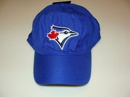 Toronto Blue Jays Cap Hat Blue Stadium Ladies Women OSFM Bas