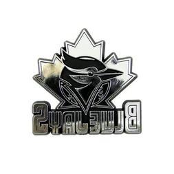 Toronto Blue Jays Chrome Plastic 3D Decal MLB Team Logo Auto