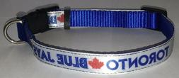Toronto Blue Jays Collar Dog Pet Pro Football Fan Team Game