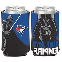 Toronto Blue Jays Darth Vader Can Cooler 12 oz. Koozie