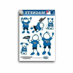 Toronto Blue Jays Family Magnet Set  Auto Car Stickers Emble