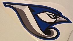 "Toronto Blue Jays FATHEAD ""Blue Jay Head"" Logo 21"" x 10"" Off"