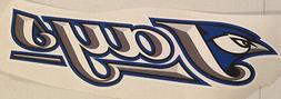 "Toronto Blue Jays FATHEAD ""Jays"" Team Logo 22"" x 7"" MLB Wall"