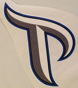 "Toronto Blue Jays FATHEAD Official ""T"" Logo 12.5"" x 9"" Offic"