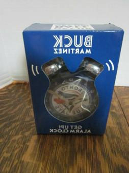 Toronto Blue Jays giveaway Buck Martinez Get Up Alarm clock