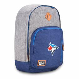 Toronto Blue Jays Heather Action Cram Pack Backpack Bag Made