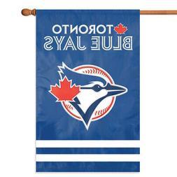 Toronto Blue Jays House Banner Flag PREMIUM Outdoor DOUBLE S
