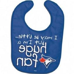 Toronto Blue Jays Huge Fan All Pro Baby Bib Bibs - MLB Baseb