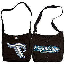 Toronto MLB Baseball Blue Jays Jersey Tote Bag Purse