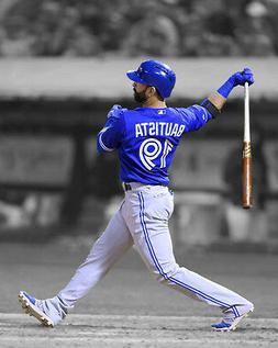 Toronto Blue Jays JOSE BAUTISTA Glossy 8x10 Photo Spotlight