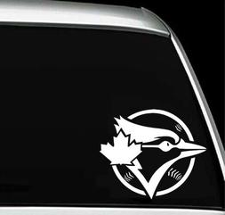 Toronto Blue Jays Logo Car Window Wall Bumper Laptop Vinyl S