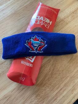 Toronto Blue Jays Logo Throwback MLB New Era Headband Perfor