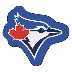 Toronto Blue Jays Mascot Area Rug Floor Mat