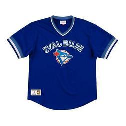 """Toronto Blue Jays Mitchell & Ness MLB Men's """"Dinger"""" Mesh Je"""