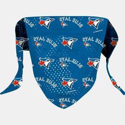 TORONTO BLUE JAYS MLB BANDANA Over Collar Slide On Pet Dog C