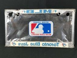 Toronto Blue Jays MLB Baseball 80s Vintage License Plate Met