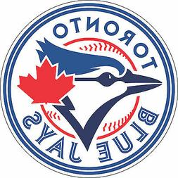 Toronto Blue Jays MLB Baseball Bumper sticker, wall decor, v
