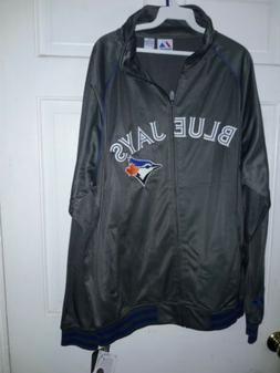 Toronto Blue Jays MLB baseball coat Full-Zip Jacket Embroide