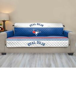 Toronto Blue Jays MLB™ Baseball Sofa Couch Cover Furniture