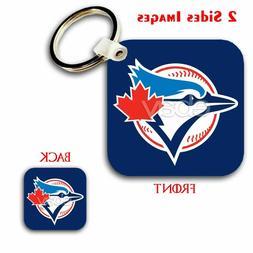 Toronto Blue Jays MLB Custom Key Chain Key Ring Jewelry Pend