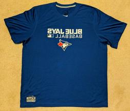 Toronto Blue Jays MLB Nike dri-fit team issue authentic coll