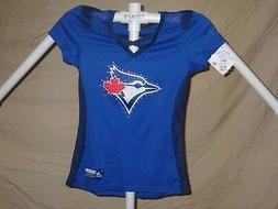 TORONTO BLUE JAYS MLB Fan Fashion JERSEY/Shirt  by MAJESTIC