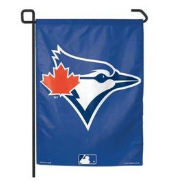 Toronto Blue Jays MLB Garden Flag 11x15 Style 2 Sided Wincra