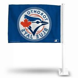 Toronto Blue Jays MLB Licensed 11X14 Window Mount 2-Sided Ca