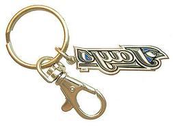 Toronto Blue Jays MLB Logo Key Chain